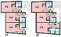JR中央線「高円寺」駅 一棟売アパート 間取り図