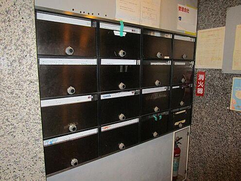 マンション(建物全部)-名古屋市東区代官町 ダイヤルロック式の集合ポスト