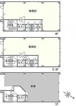 マンション(建物全部)-三島市西本町 間取り