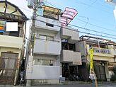 昭和63年築、1棟6戸の投資マンションです。京阪本線 大和田駅より徒歩5分の好立地です。
