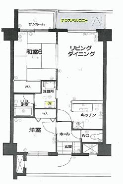 マンション(建物一部)-金沢市泉本町 間取り