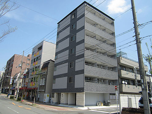 マンション(建物全部)-京都市中京区西ノ京南上合町 外観