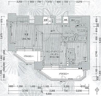 マンション(建物一部)-京都市上京区藁屋町 間取り