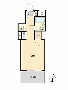 マンション(建物一部)-広島市西区三篠町1丁目 間取り