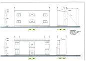 新築完成予想図:木造2階建