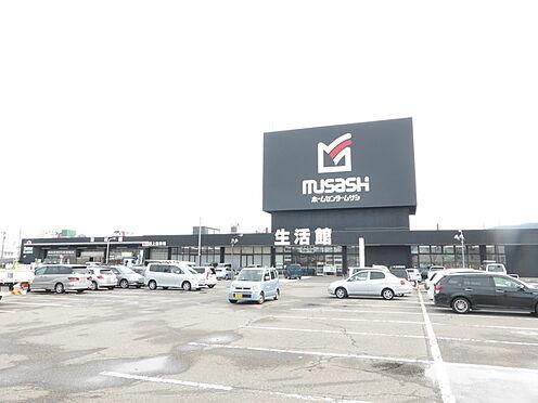 アパート-白山市鶴来桑島町 ホームセンターホームセンタームサシ金沢南店まで1333m