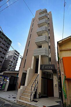 ビル(建物全部)-福岡市中央区高砂2丁目 淡い色合いのラグジュアリーな外観