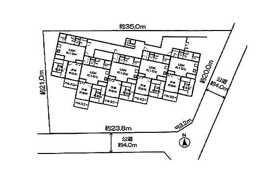 マンション(建物全部)-さいたま市北区土呂町1丁目 間取り