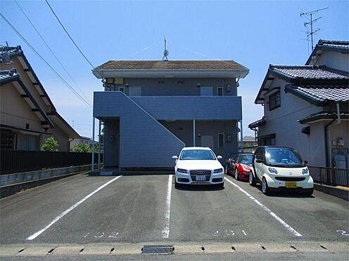 アパート-浜松市南区新橋町 駐車場