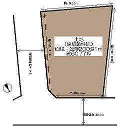 枚方市津田駅前1丁目