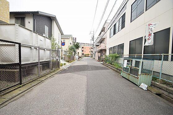 マンション(建物全部)-松戸市新松戸北1丁目 北西側公道約6.07m間口17.73m