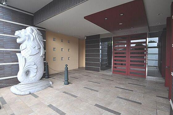 ビル(建物全部)-北九州市小倉北区片野4丁目 オブジェや石張りで豪華な入口