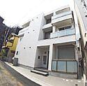 東武東上線「北池袋」駅 一棟売マンション 現地写真