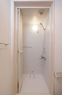 土地-板橋区稲荷台 賃貸1R施工例シャワールーム写真