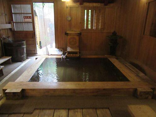 旅館-安曇野市穂高有明 風呂