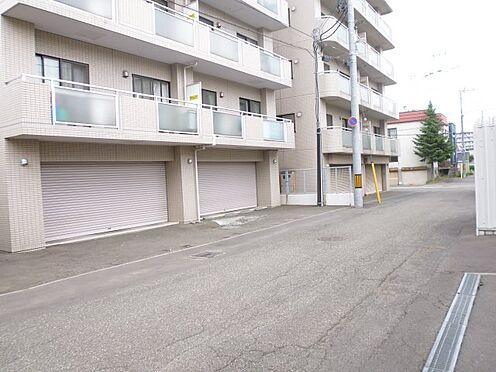 マンション(建物全部)-札幌市東区北十九条東5丁目 前面道路