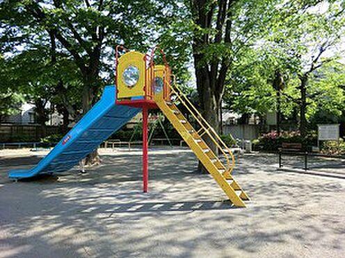 アパート-目黒区八雲2丁目 柿の木坂児童遊園