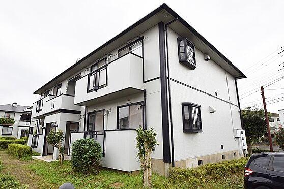アパート-千葉市花見川区千種町 築年数を感じさせない綺麗な外観。