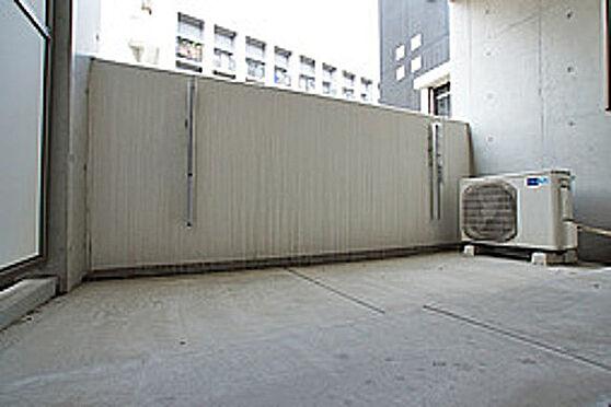 マンション(建物全部)-福岡市中央区黒門 バルコニー