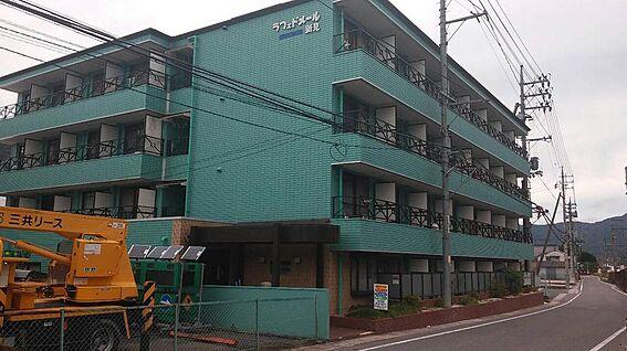 マンション(建物全部)-新見市西方 外観