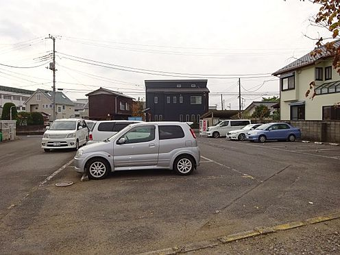マンション(建物全部)-土浦市荒川沖東3丁目 駐車場
