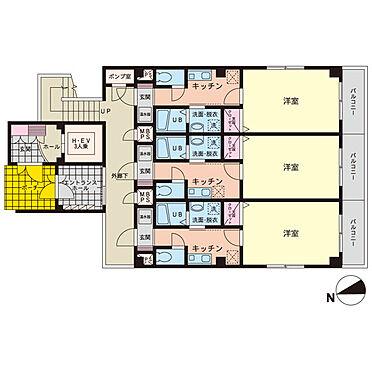 マンション(建物一部)-足立区東綾瀬2丁目 1階