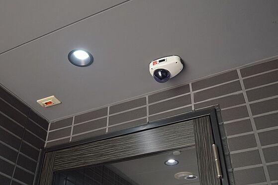 マンション(建物全部)-名古屋市中区丸の内1丁目 セキュリティ意識の高い方も嬉しい防犯カメラ