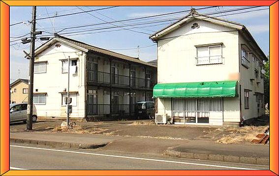 アパート-長岡市平島3丁目 外観