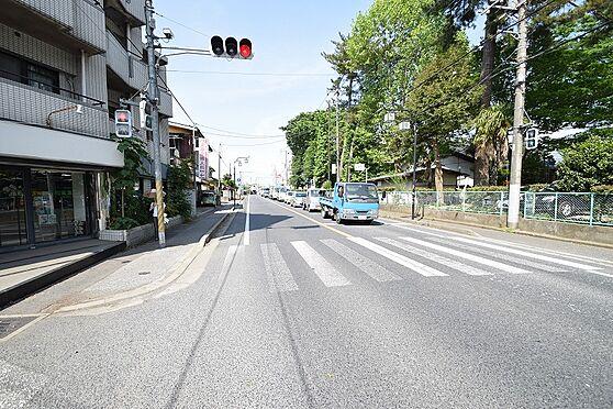 マンション(建物全部)-野田市野田 南東側公道幅員約14.0m/間口約8.9m
