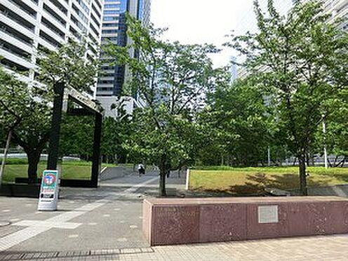 マンション(建物一部)-港区港南2丁目 周辺環境:杜の公園