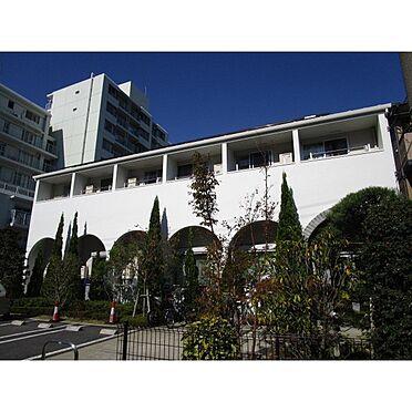 アパート-江東区東砂7丁目 外観