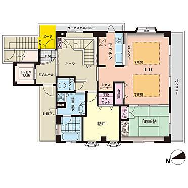 マンション(建物一部)-足立区東綾瀬2丁目 3階
