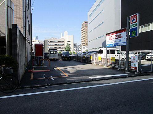 マンション(建物全部)-名古屋市東区代官町 隣地がコインパーキングで車での集客