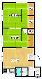 南長井駅 4.0万円