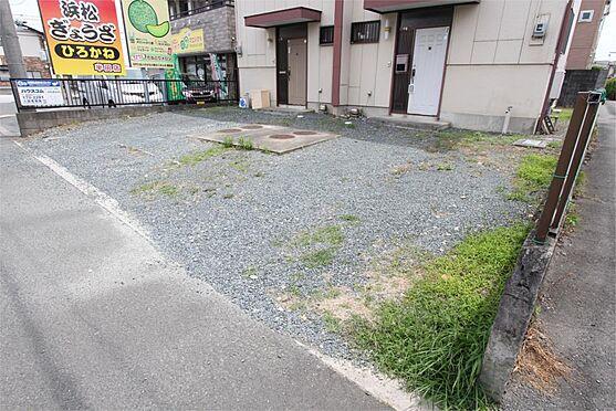 アパート-浜松市東区半田町 駐車場
