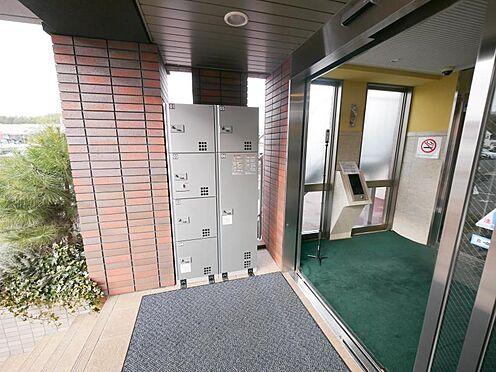 マンション(建物全部)-東広島市高屋町杵原 宅配BOX設置