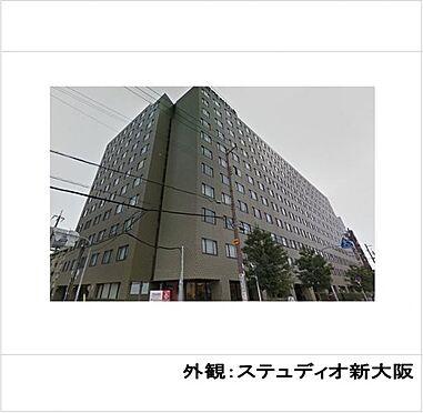 マンション(建物一部)-大阪市東淀川区東中島1丁目 利回り11.7%