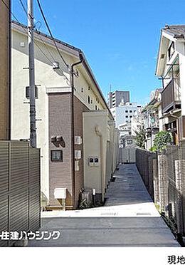 アパート-新宿区若葉1丁目 外観