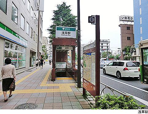 マンション(建物全部)-墨田区東駒形1丁目 浅草駅(現地まで400m)