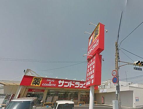 アパート-和歌山市新中島 ドラッグストアサンドラッグ 和歌山神前店まで788m