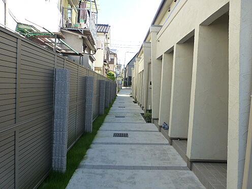 マンション(建物全部)-新宿区若葉1丁目 共用通路