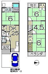 京都市右京区太秦袴田町