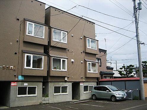 アパート-札幌市豊平区美園六条3丁目 外観