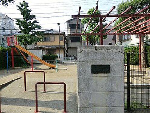 アパート-新宿区上落合3丁目 周辺環境:みなか児童遊園