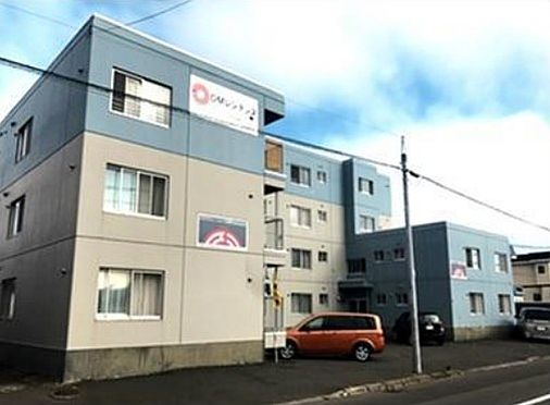 マンション(建物全部)-札幌市北区新川二条3丁目 外観