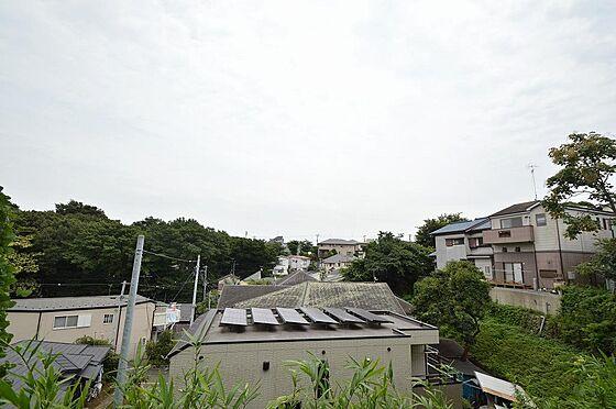 アパート-横浜市中区本郷町3丁目 高台にありバルコニー陽当たり良好