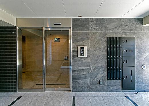 マンション(建物全部)-墨田区東向島6丁目 エントランス