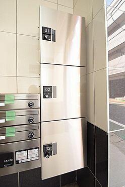 マンション(建物全部)-練馬区富士見台2丁目 便利な宅配BOX付き。