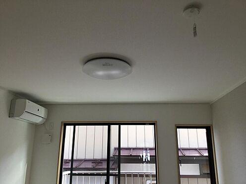 アパート-仙台市青葉区堤町3丁目 室内照明