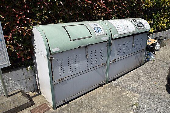 マンション(建物全部)-野田市野田 敷地内にゴミ置き場有り